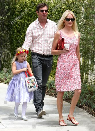 Editorial photo of Dennis Quaid out and about in Los Angeles, America - 13 Jun 2013