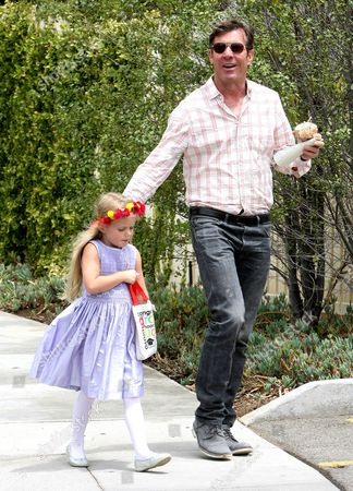 Editorial picture of Dennis Quaid out and about in Los Angeles, America - 13 Jun 2013