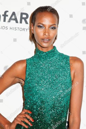 Stock Photo of Yasmin Warsame