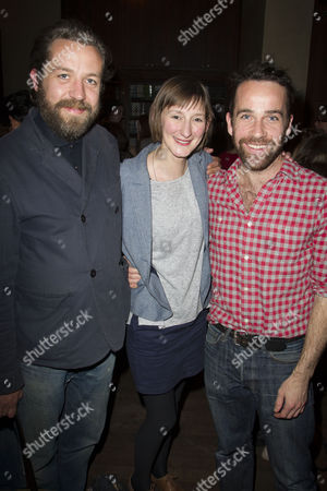 Editorial photo of 'The President Has Come To See You' play after party, Open Court Festival launch, Royal Court Theatre, London, Britain - 13 Jun 2013