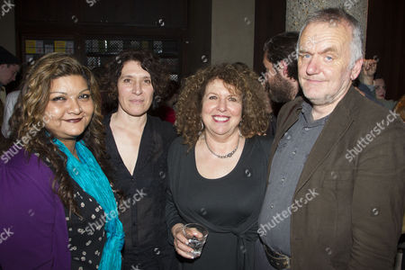 Tanika Gupta, April De Angelis, Elyse Dodgson and Alan Williams