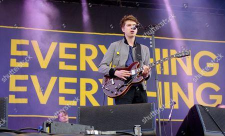 Everything Everything - Alex Robertshaw