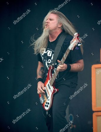 Editorial picture of Download Festival, Donington Park, Leicestershire, Britain - 14 Jun 2013