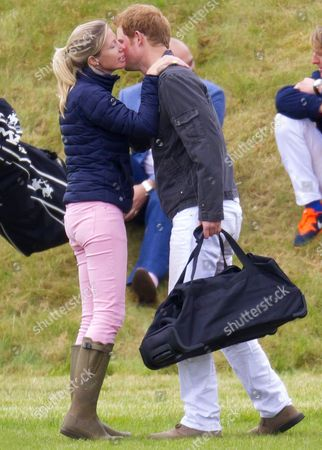 Prince Harry and Laura Bechtolsheimer