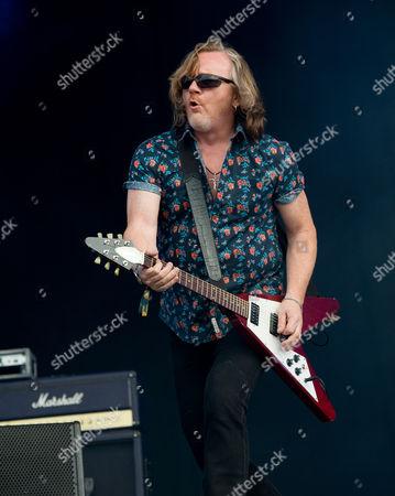 Thunder - Luke Morley