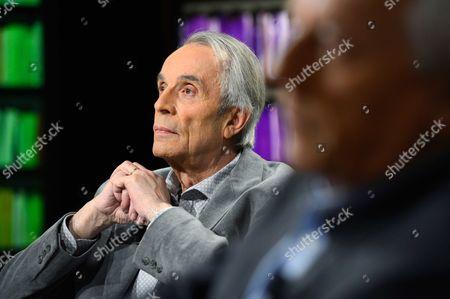 Editorial image of 'La Grande Librairie' TV programme, Paris, France - 02 May 2013