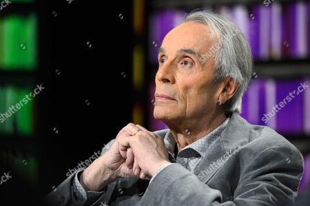 Editorial photo of 'La Grande Librairie' TV programme, Paris, France - 02 May 2013