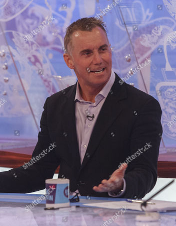 Stock Image of Gary Rhodes
