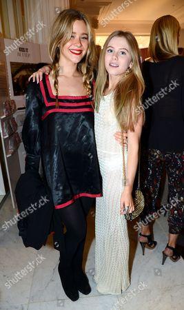 Editorial photo of Charlotte Tilbury's House of Rock 'n' Kohl make-up launch party, Selfridges, London, Britain - 17 Jun 2013