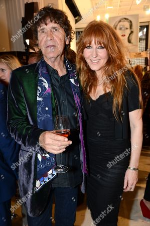 Editorial photo of Charlotte Tilbury's House of Rock 'n' Kohl make-up launch party, Selfridges, London, Britain - 17 Jun 2013