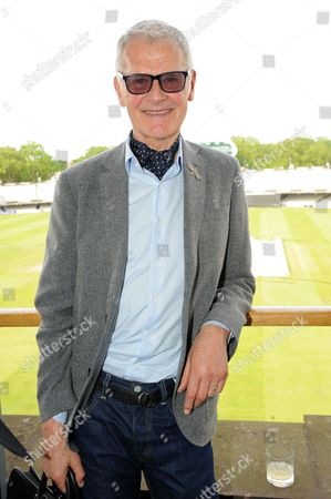 Editorial image of The English Gentleman at Lords, London Collections: Men, Spring Summer 2014, Lord's Cricket Ground, London, Britain - 17 Jun 2013