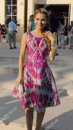 Stock Picture of Maria Menounos