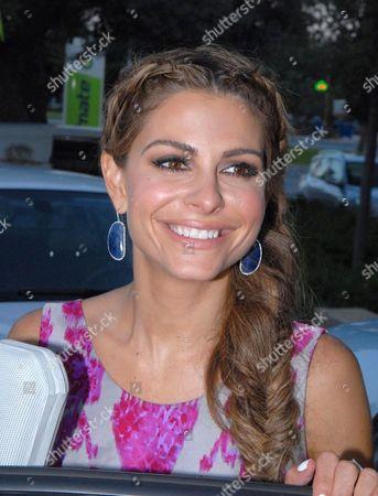Stock Photo of Maria Menounos