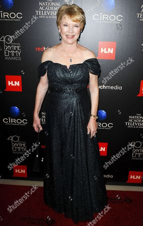 Editorial photo of 40th Annual Daytime Emmy Awards, Los Angeles, America - 16 Jun 2013