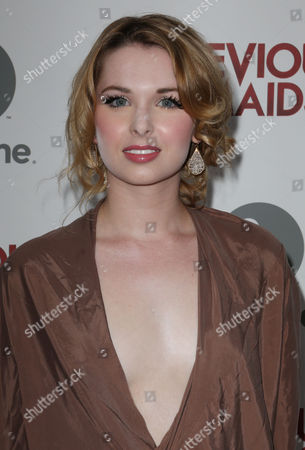 Stock Photo of Kirsten Prout