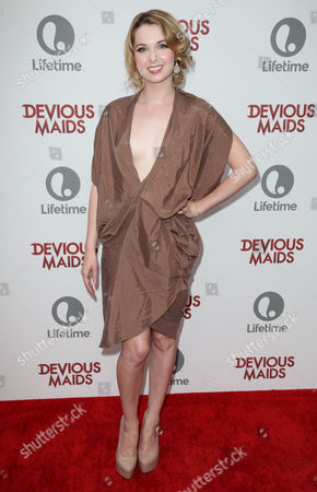 Editorial photo of 'Devious Maids' TV Series premiere, Los Angeles, America - 17 Jun 2013