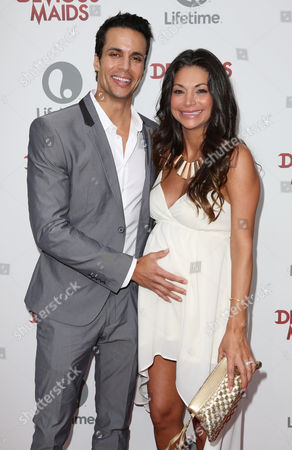 Editorial image of 'Devious Maids' TV Series premiere, Los Angeles, America - 17 Jun 2013