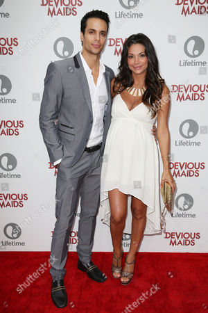 Editorial picture of 'Devious Maids' TV Series premiere, Los Angeles, America - 17 Jun 2013