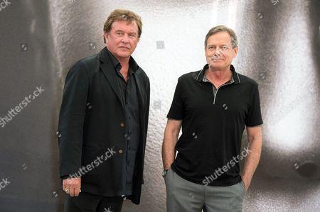 Tom Berenger and Kevin Reynolds