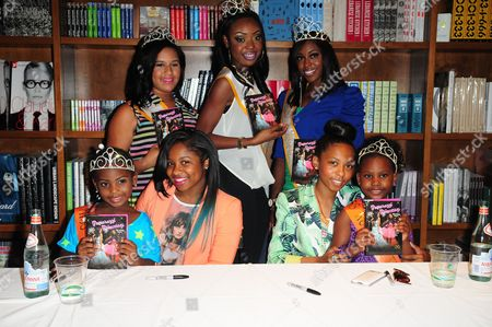Editorial photo of Paparazzi Princesses Book Signing, Books & Books, Coral Gables, Florida, America - 15 Jun 2013