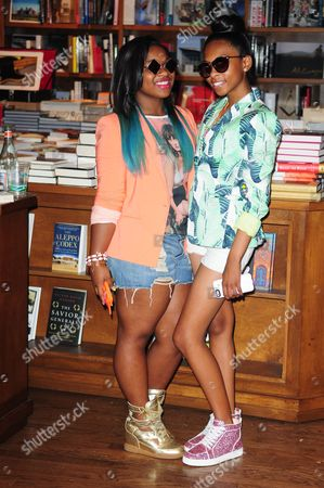 Editorial image of Paparazzi Princesses Book Signing, Books & Books, Coral Gables, Florida, America - 15 Jun 2013