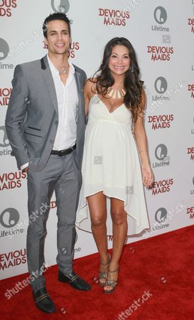 Editorial photo of 'Devious Maids' TV Series premiere, Los Angeles, America - 17 Jun 2013
