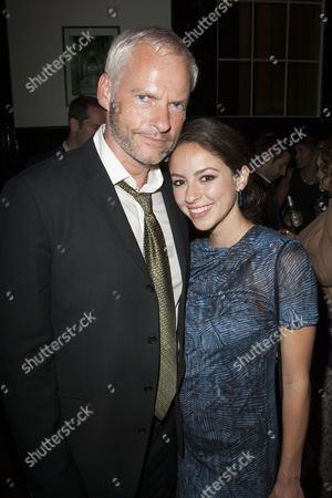 Editorial image of 'The Cripple of Inishmaan' play press night after party, London, Britain - 18 Jun 2013