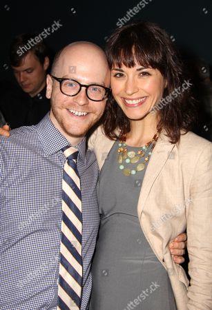 Benjamin Endsley Klein and Stephanie Fieger