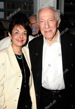 Cora Cahan and Bernard Gersten