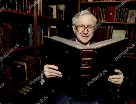 Baron William Rees Mogg Journalist.