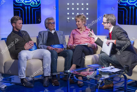 Jeff Brazier, Lionel Blair, Christine Hamilton and David Meade