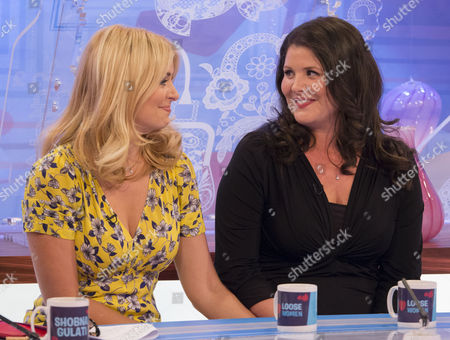 Holly Willoughby and Kelly Willoughby