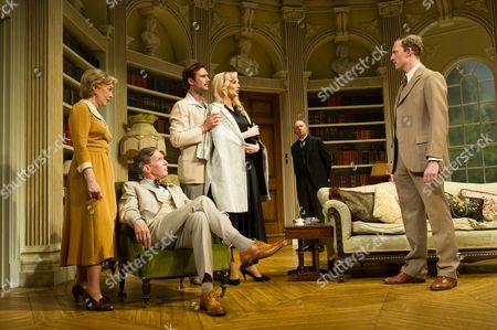 Patricia Hodge (Felicity, Countess of Marshwood), Steven Pacey (Peter Ingleton), Ben Mansfield (Don Lucas), Katherine Kingsley (Miranda Frayle), Rory Bremner (Crestwell, the butler) and Sam Hoare (Nigel, Earl of Marshwood)