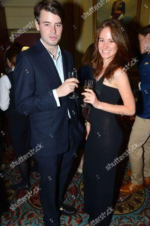 Stock Picture of Kai Corfield and Francesca Mattioli