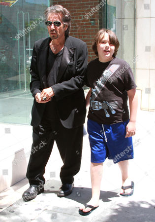 Editorial photo of Al Pacino out and about, Los Angeles, America - 19 Jun 2013