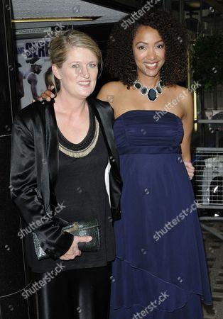 Maiken Baird and Michelle Major
