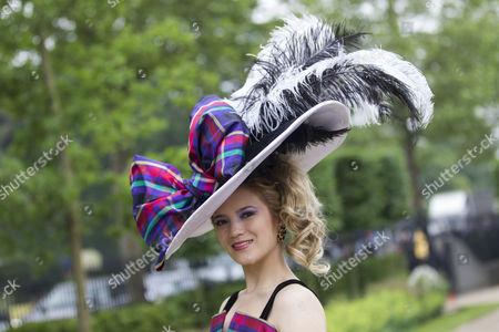 Editorial picture of Royal Ascot race meeting, Ladies Day, Berkshire, Britain - 20 Jun 2013