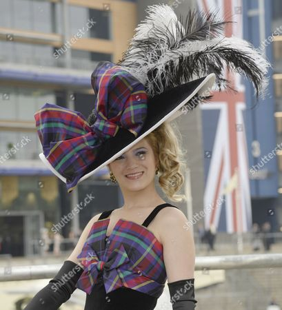 Stock Picture of Mimi Theobald from Scotland