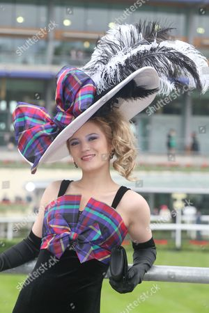 Stock Photo of Mimi Theobald from Scotland
