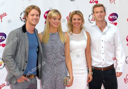 Editorial photo of WTA Pre-Wimbledon Party sponsored by Dubai Duty Free, London, Britain - 20 Jun 2013