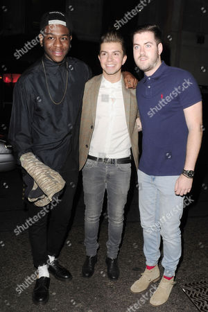 Loveable Rogues - Eddie Brett, Sonny Jay Muharrem and Te Qhairo Eugene