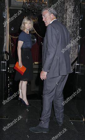 Nicola Formby and Jeremy Clarkson