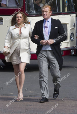 Mark Dyer and wife