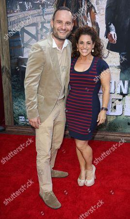 Editorial picture of 'The Lone Ranger' film premiere, Los Angeles, America - 22 Jun 2013