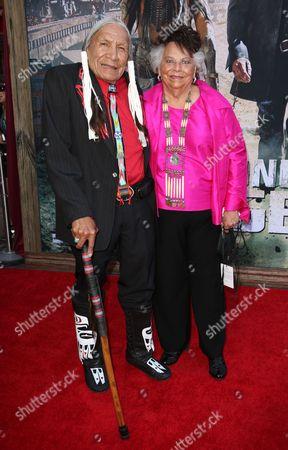 Editorial photo of 'The Lone Ranger' film premiere, Los Angeles, America - 22 Jun 2013