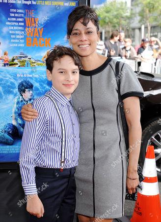 River Alexander & Mother