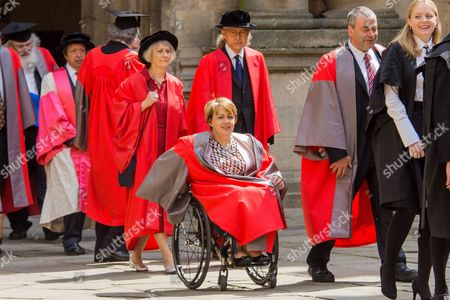 Baroness Tanni Grey-Thompson, The Honorable Li Kwok Nang, Dame Anne Owers