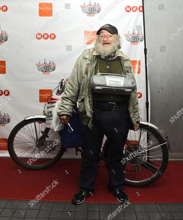 Editorial photo of 'On the Radioman' Film Premiere, New York, America - 24 Jun 2013