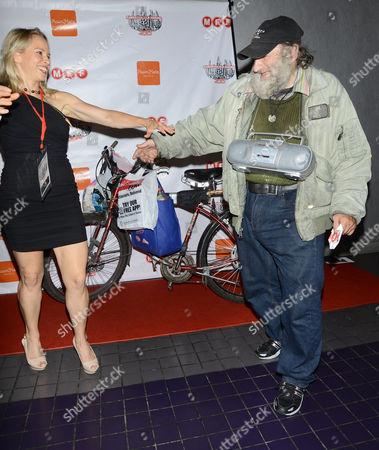 Leanne Melissa Bishop and Craig ' Radioman ' Castaldo