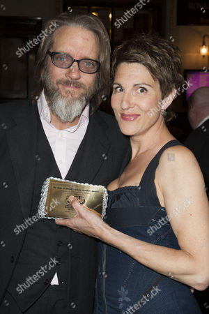 Richard Leaf and Tamsin Greig